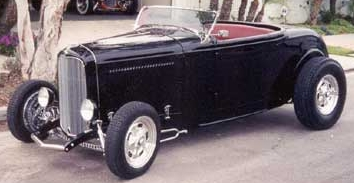 32 Ford Highboy Car